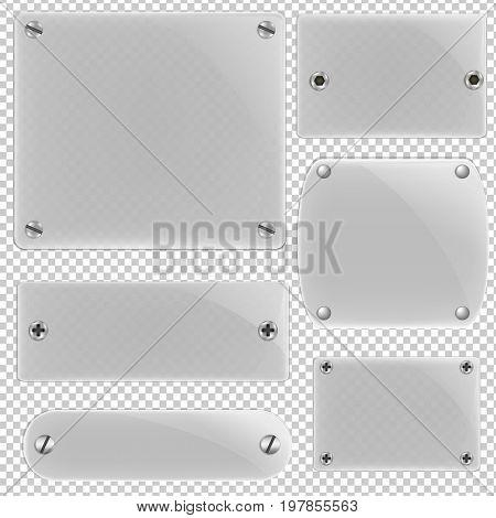 Glass Framework Set
