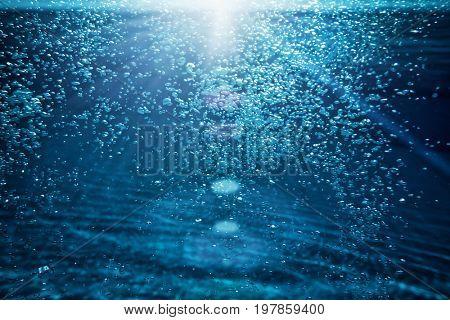 undrwater