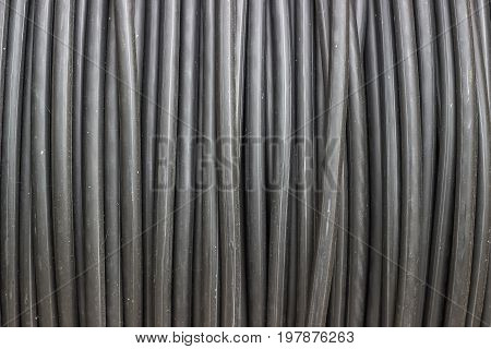 Dirty Electric Cable Roll