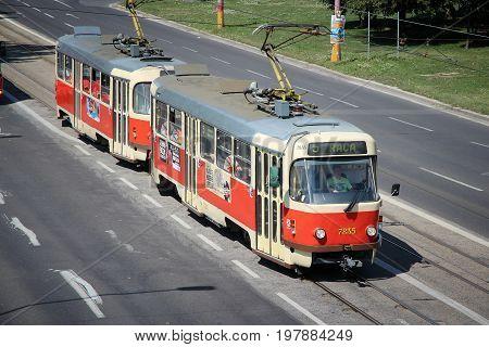 Bratislava Public Transportation