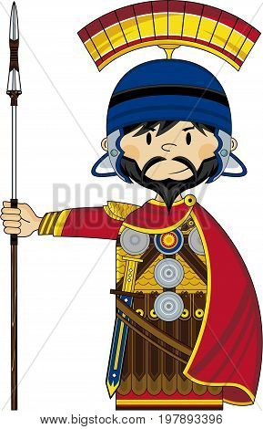 Little Roman Soldier