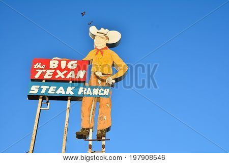 Big Texan Steak Ranch, Famous Steakhouse Restaurant