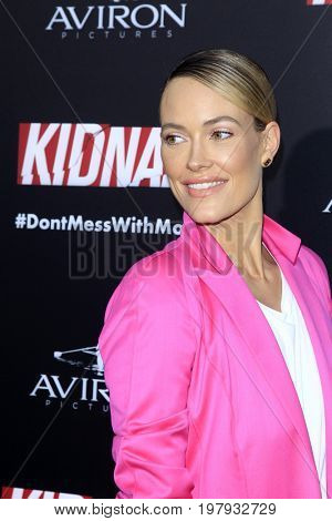 LOS ANGELES - July 31:  Peta Murgatroyd at the
