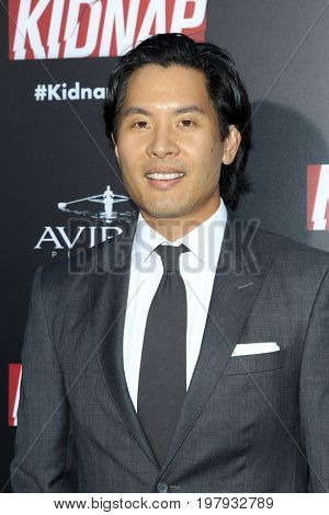 LOS ANGELES - July 31:  Greg Chou at the