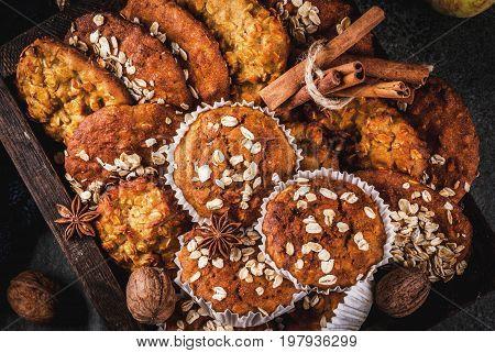 Healthy Autumn Baking