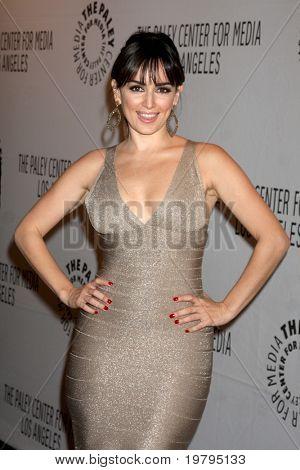 LOS ANGELES - MARCH 10: Ana de la Reguera arrive at the