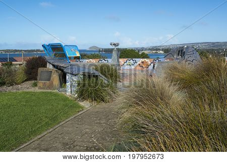 Kondoli Sculpture, Kleinigs Hill Lookout, Victor Harbor