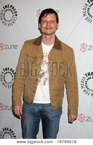 LOS ANGELES - MAR 12:  Kevin Rankin arrives at the