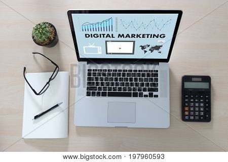 Digital Marketing New Startup Project ,  Market Interactive Channels , Business Innovation Marketing