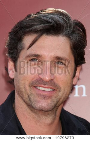 LOS ANGELES - MAR 13:  Patrick Dempsey arriving at the John Varvatos 8th Annual Stuart House Benefit at John Varvaots Store on March 13, 2011 in Los Angeles, CA