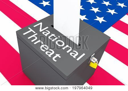 National Threat Concept