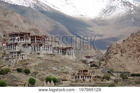 Images from Ladakh. Travelling in Jammu and Kashmir