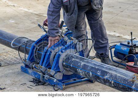 Butt Fusion Welding Machine, Pipe Welding Machine  3