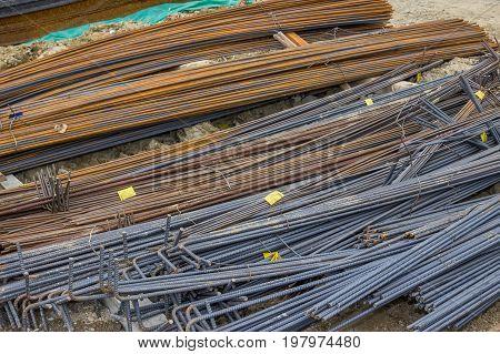 Steel Reinforcing Bars For Reinforcing Concrete 2