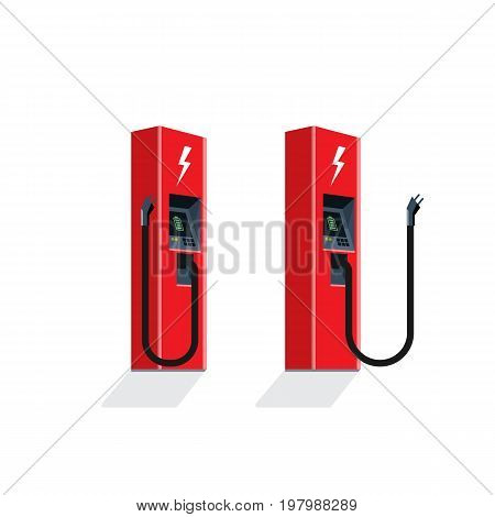 Charging Stations For Electric Car