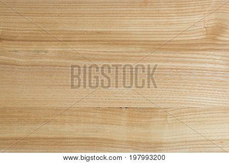 Full Frame Of Light Brown Textured Wooden Background
