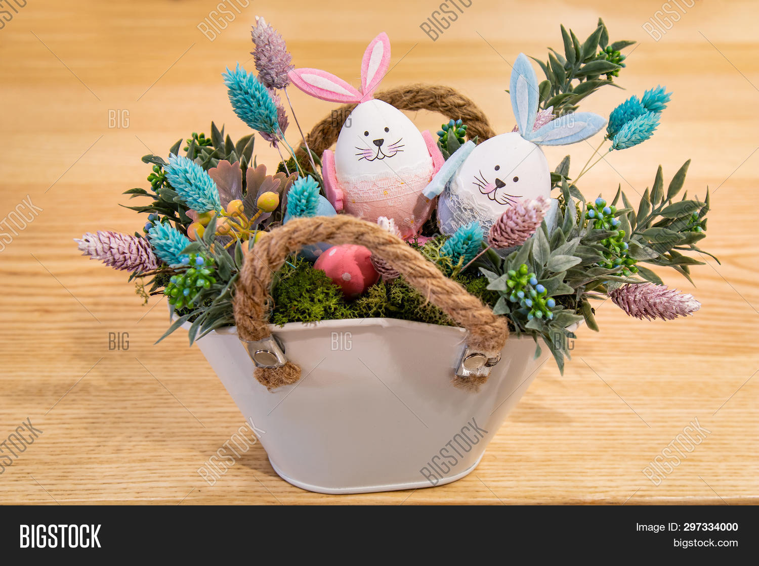 Funny Easter Eggs Cute Image Photo Free Trial Bigstock