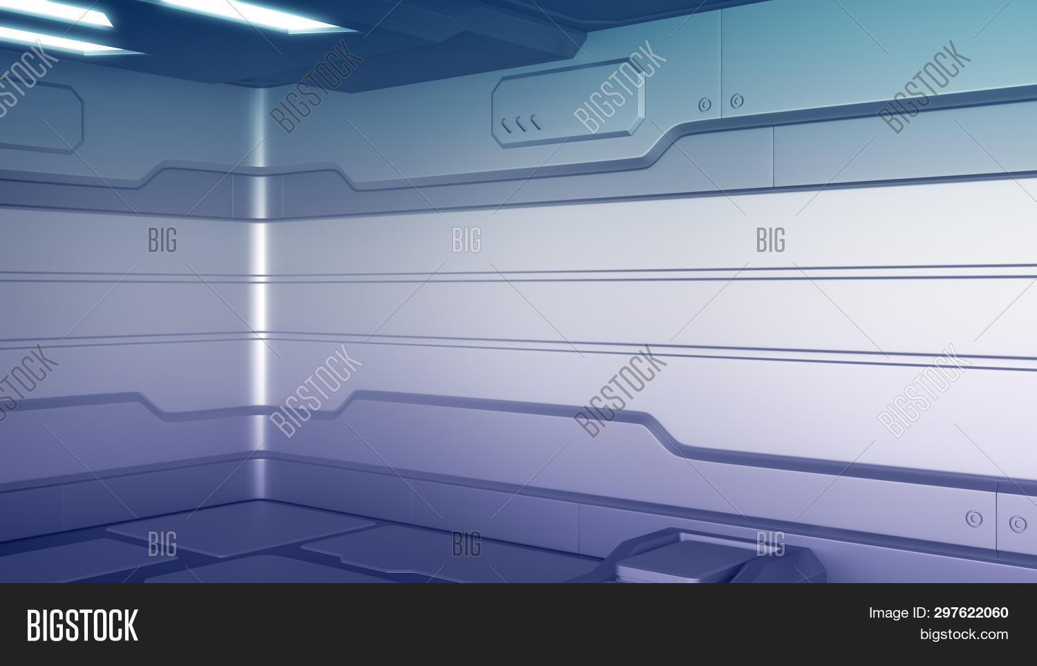 Sci-fi Space Station Image & Photo (Free Trial) | Bigstock