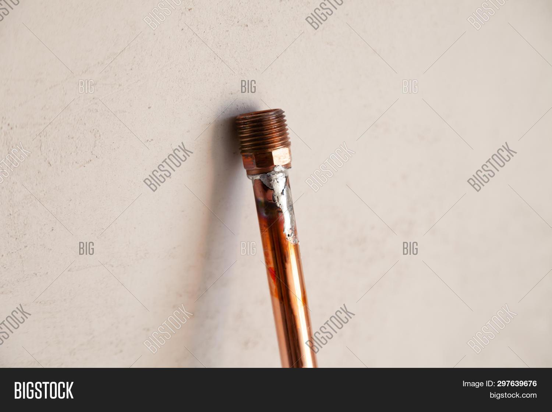 Closeup Copper Old Image & Photo (Free Trial)   Bigstock