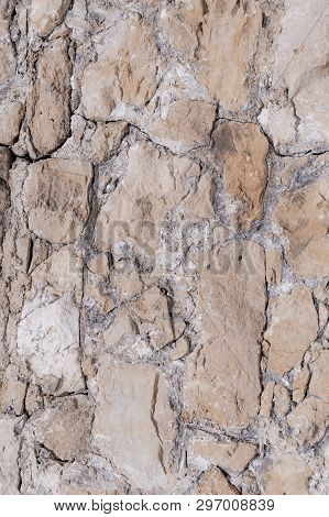 Construction Background Of Masonry Wall