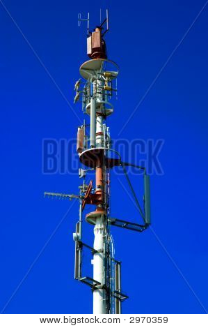 Communications Aerial