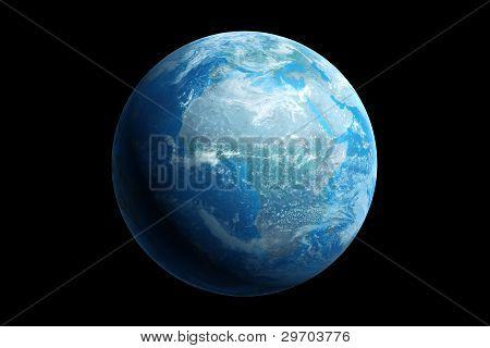 Earth, Africa