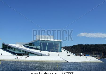 Norway's new operahouse