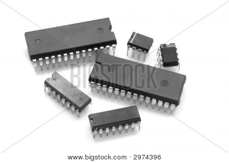 Microprocessor Ics