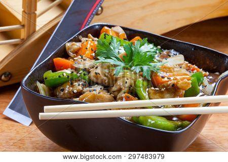 Yakisoba Japanese Cuisine