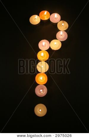 Question With Candles