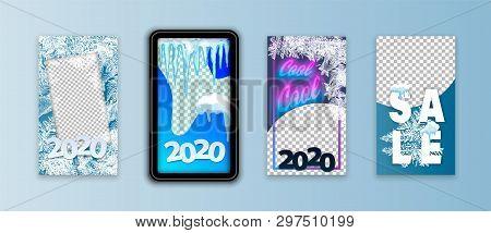 2020 Winter Instagram Vector & Photo (Free Trial) | Bigstock