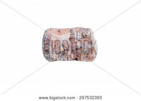 Rocks Natural On White Background