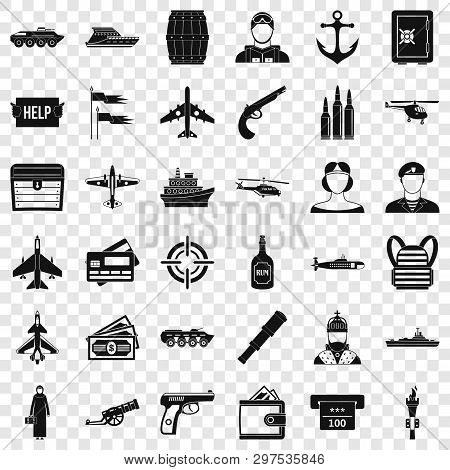 Combat Target Icons Vector Photo Free Trial Bigstock