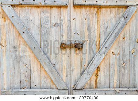 door yard