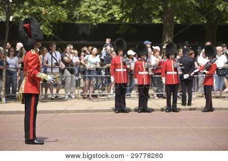 Royal Trooping of the Colour 2006