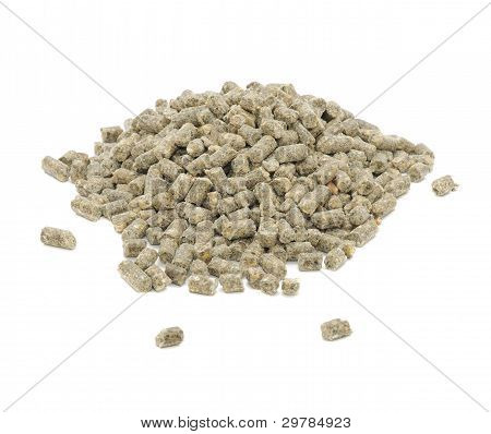 Pelleted Compound Feed For Cattle