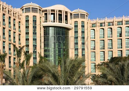 Luxury Hotel In Eilat.