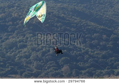 Motorgliders concentrations 19