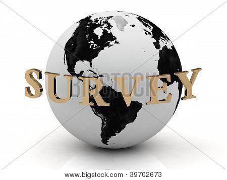 Survey Abstraction Inscription Around Earth