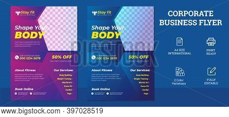 Fitness Flyer, Gym Flyer Design,10 Best Free Fitness & Gym Photoshop Psd Flyer Templates, Fitness Gy