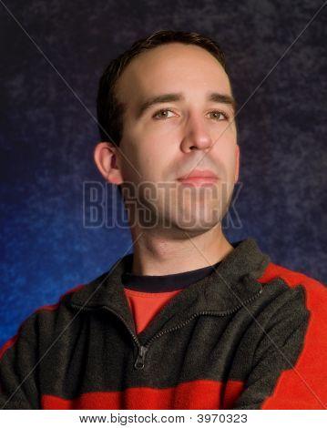 Male Casual Portrait