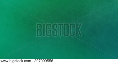 Green Simple Primitive Elegant Background For Banners And Prints, With A Light Mottled Texture.
