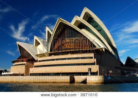 Sydney Opera House Front