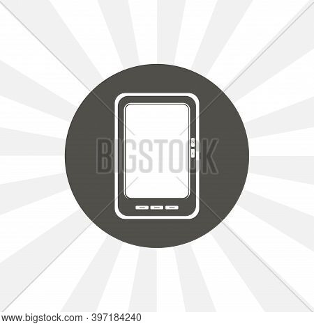 Ebook Isolated Vector Icon. Education Design Element