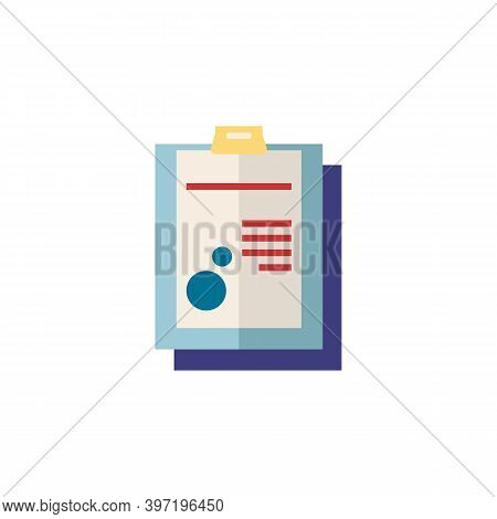 Diagnosis Icon. Simple Element From Pharmacy Collection. Creative Diagnosis Icon For Web Design, Tem