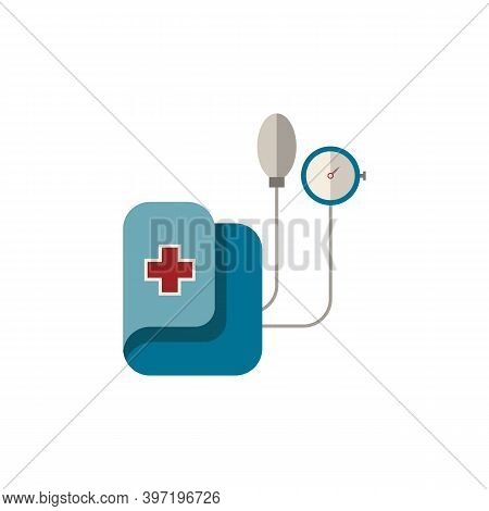 Tonometer Icon. Simple Element From Pharmacy Collection. Creative Tonometer Icon For Web Design, Tem