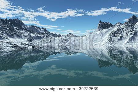 Cold Mountain Sea