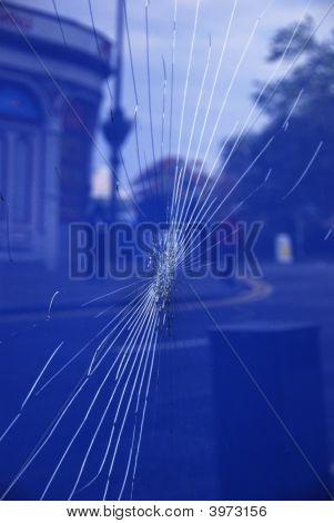Cracked Reflection