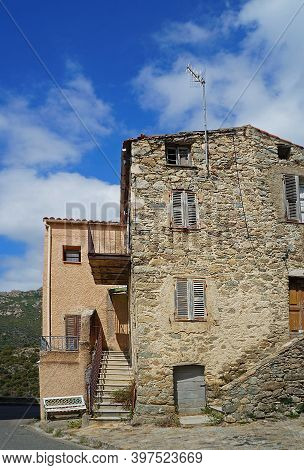Avapessa Is A Comune In The Northwestern Part Of Corsica, France