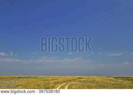 Biryuchiy Ostrov Is A Spit In The Southern, Extended Part Of The Fedotova Spit, Located In The Weste